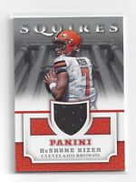 2017 Panini Squires Jerseys DeShone Kizer Player Worn Material Relic Rookie Year