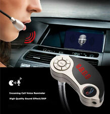 Flexible Bluetooth FM Transmitter Car Charger for iPhone 7 Plus Galaxy S7 Note 5