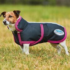 Weatherbeeta Parka Waterproof  Insulated Deluxe Dog Pet Coat  Navy Red White