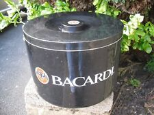 Large Bacardi ice bucket with liner 29cm Diameter