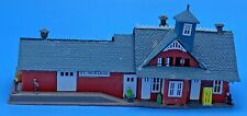 Pola N Scale St Niklaus Train Station Vintage W.Germany Very Detailed RARE Built