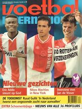 V.I. 1999 nr. 30 -  ERIC ADDO/AJAX/SPANJE/GULLIT/JAN DE VISSER/GEORGE BOATENG