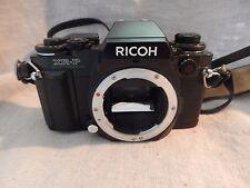Vintage Ricoh XRP Multi-Program 35mm Camera