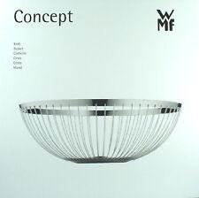 WMF Korb Concept Ø 26 cm Edelstahl poliert Obstkorb Brotkorb Servierschale NEU