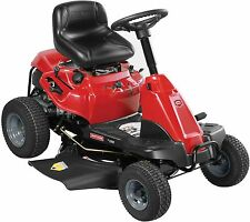 420Cc 6 Speed Rear Engine Small Yard Riding Mower 30 Cutting Width Mid Back Seat