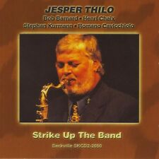 Jesper Thilo - Strike Up the Band [New CD]