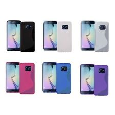 Fundas y carcasas Samsung Para Samsung Galaxy S7 edge de silicona/goma para teléfonos móviles y PDAs