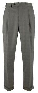 Ralph Lauren Men's Total Comfort Suit Dress Pants 34x32 Dark Gray MSRP $79.50