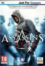 JEU PC CD ROM../....ASSASSIN'S CREED.....