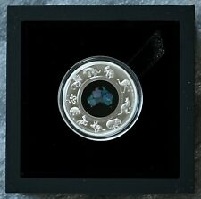 2020 Australia Great Southern Land Opal Coin with Box/Coa Perth Mint Free S/H
