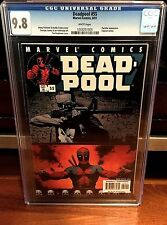 DEADPOOL #55 CGC 9.8 PUNISHER APPEARANCE COPYCAT CAMEO X-FORCE MARVEL MOVIE NM