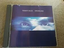 robert miles dreamland cd freepost in very good condition