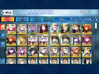 JP Fate Grand Order FGO Endgame* Account: Merlin + Kama + Da Vinci