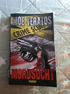 Moe Teratos Mordsucht REDRUM