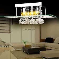 Top Seller Crystal Ceiling Light Pendant Lamp Fixture Lighting Chandelier