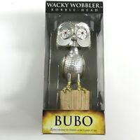 RARE! Wacky Wobbler Clash of the Titans BUBO OWL Bobble Head by Funko
