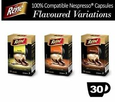 30x Nespresso Compatible Variations Coffee Capsules - Vanilla Caramel Chocolate