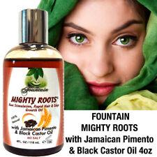 Hair growth with Jamaican Pimento Black Castor Oil/Argan oil infused satin cap
