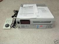 Sony SVO-5800P High-End Profi S-VHS Videorecorder, inkl. FB&BDA, 2J. Garantie