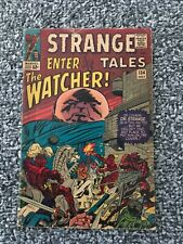 Strange Tales #134 July 1965 VG Last Human Torch issue