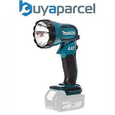 Makita DML185 18V LXT Lithium Ion Light Torch Blue + Shoulder Strap ex BML185