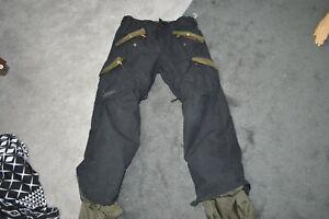 FILSON X BURTON Snow Board Adjustable Waist Pants SZ S