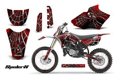YAMAHA YZ85 2 STROKE 2002-2014 CREATORX GRAPHICS KIT DECALS SPIDERX SXRWNPR