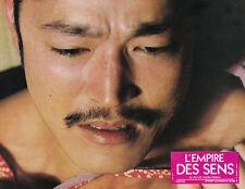 Nagisa Oshima L'Empire des Sens Offset Vintage 1976 /2