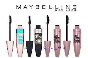 Maybelline Lash Sensational Mascara  - Please Choose Shade