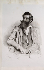 Josef Kriehuber Wien Carl Fruhwirth Porträt Maler Österreich Biedermeier 1881