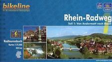 Bikeline Rhein-Radweg. Teil 1 (2011, Taschenbuch)