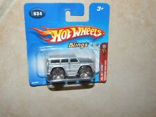 HOTWHEELS 1:64 2005 N°034 BLINGS 4/10 MERCEDES G500