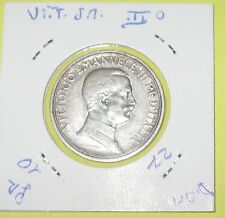 2 Lire 1916 QUADRIGA BRIOSA Regno d'Italia VITTORIO  EMANUELE III  - AG- NR. 695