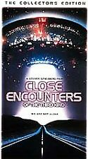 NEW! VHS:  Close Encounters of the Third Kind (1998, Widescreen Edition)