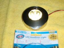 BOAT CABIN HEADLINER COURTESY LED LIGHT 12V  40-165207 FLUSH OR SURFACE MOUNT