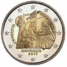 Pièces euro pour 2 euro année 2017