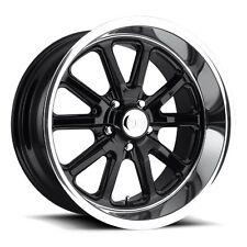17x8 Us Mag Rambler U121 5x4.75 ET1 Gloss Black Wheel (1)