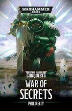 War of Secrets by Phil Kelly
