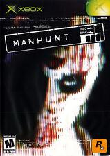 🔥 Manhunt Xbox OG  Complete CIB