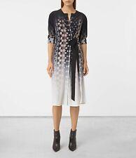 Belted Dolman $700 RP Silk Zimmermann Batwing Silk Midi dressTan Pearl Dot