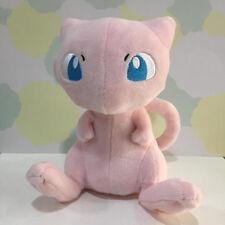 "Official Pokemon Center Pokémon go MEW  8"" Plush soft Toys  doll kids Gift"