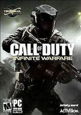 Call of Duty: Infinite Warfare GOOD KEY (PC, 2016)