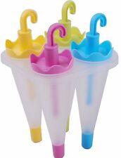 Stampo Ghiaccio Pop. cubetti di ghiaccio... fare i ghiaccioli ghiaccio a forma di ombrello Tall GHIACCIO Lollie
