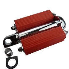 Bicycle style pedal rojo para moto kick Starter para distintos modelos de harley