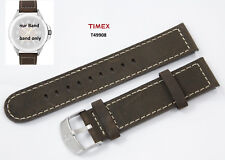 Timex Replacement Band for T49908 Expedition Rugged Field - Nubuck Spare 20mm