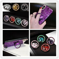 Bling Diamond Finger Grip Ring Holder Stand Mount Bracket For Mobile Phone All