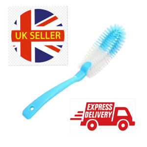 Long Handle Bottle Cup Cleaning Brush Brew Scrubbing Kitchen Cleaner Washer Tool