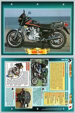 Honda CX500 - 1978 - Modern Classics - Atlas Motorbike Fact File Card