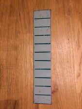 1 Tôle gris d'origine pour garage de Jouets Citroen 1/10eme