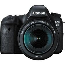 Canon EOS 6D DSLR Camera with EF 24-105mm f/3.5-5.6 IS STM Lens 8035B106